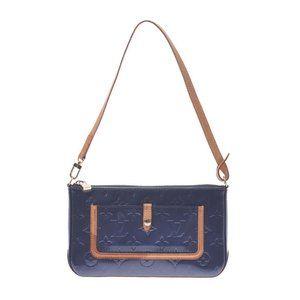 LOUIS VUITTON Vernis Mallory Square Shoulder Bag